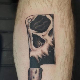 Cleaver Tattoo