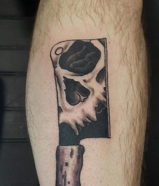 Cleaver Tattoo