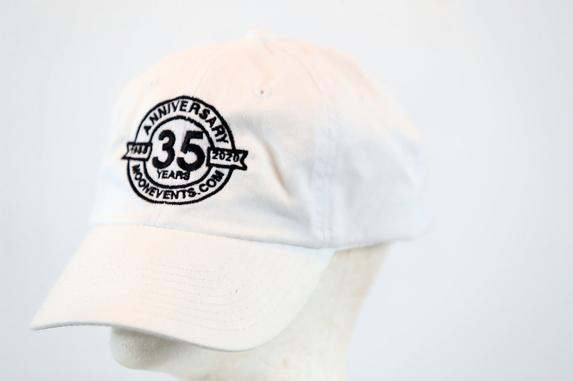 35th Anniversary Golf Hat