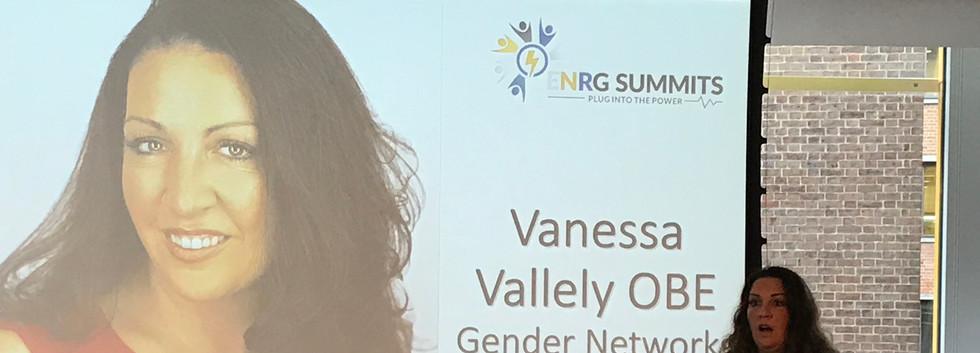 Vanessa Vallely OBE