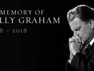 Remembering Billy Graham in Haringey