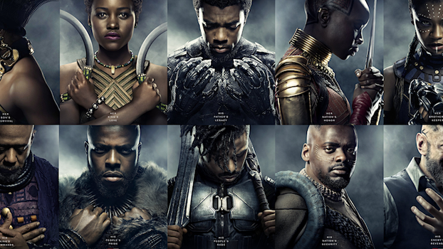 6 things that ALL staff networks can learn from the Black Panther Movie