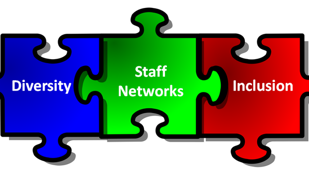Staff Networks: A key piece in the diversity and inclusion jigsaw