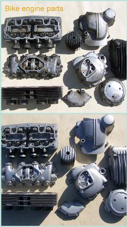 Bike engine parts