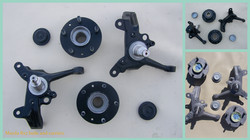 Rx7 hubs and carriers