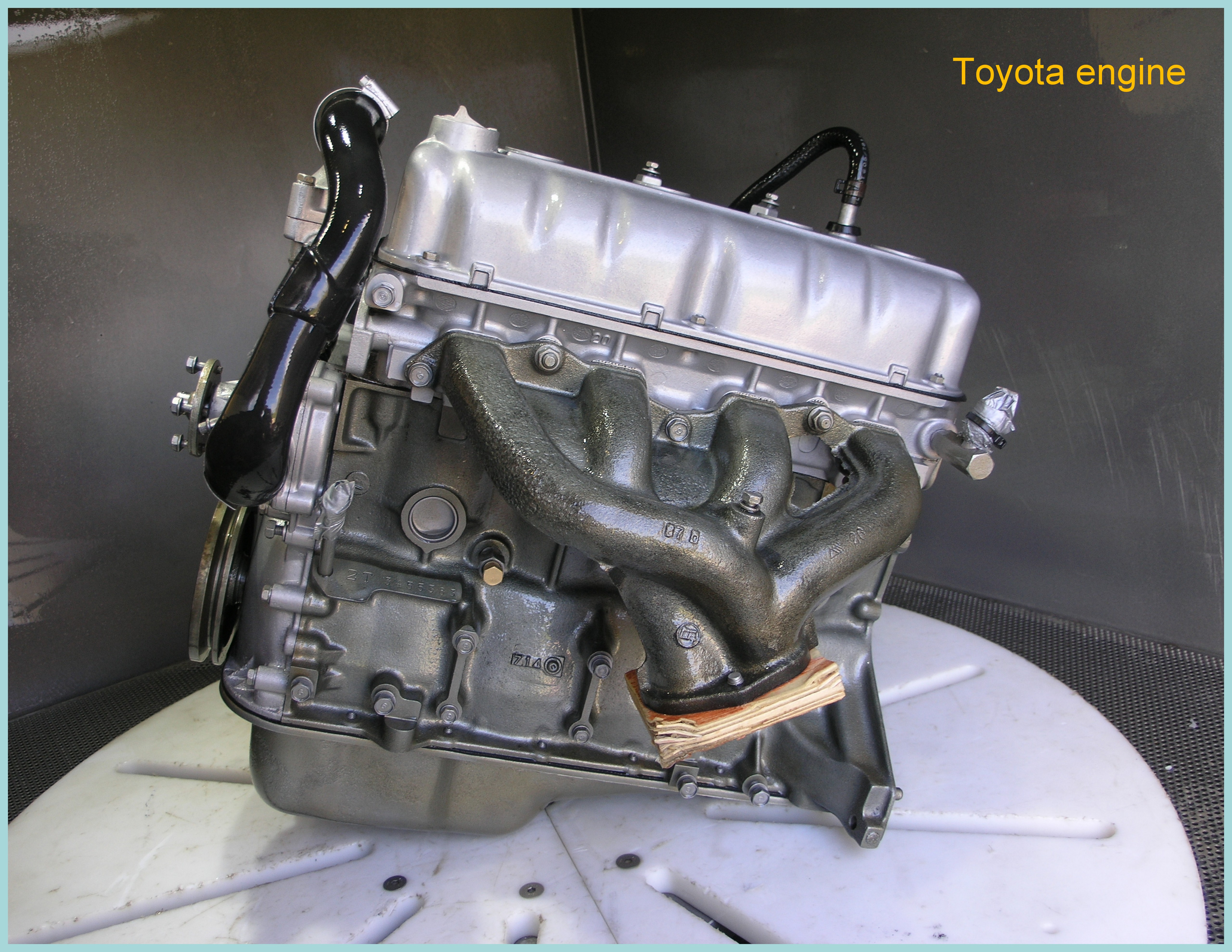 Toyota engine