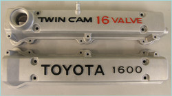 AE86 cam covers