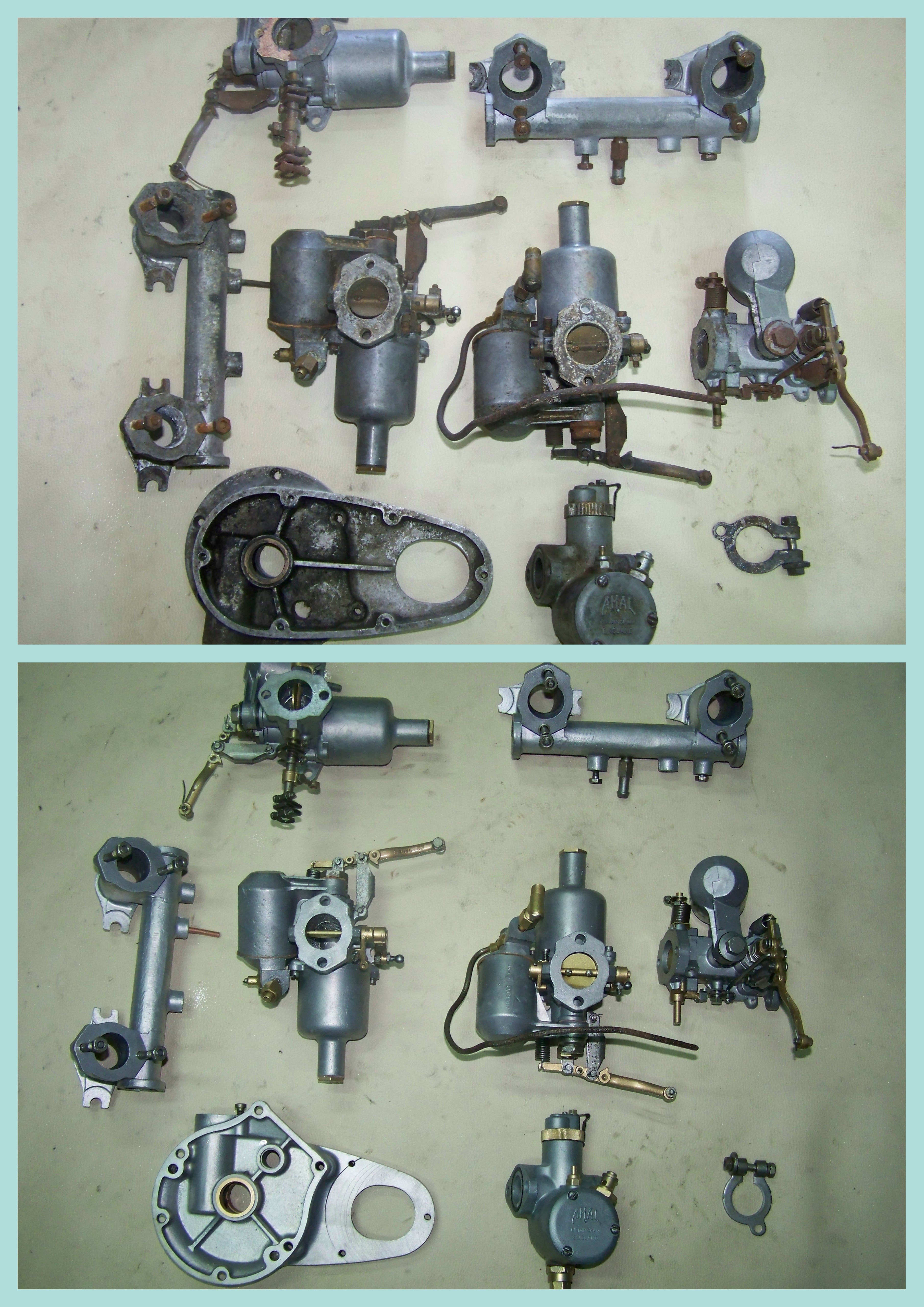 Car and Bike carbs