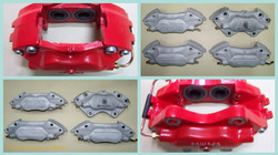 Porsche 911 calipers