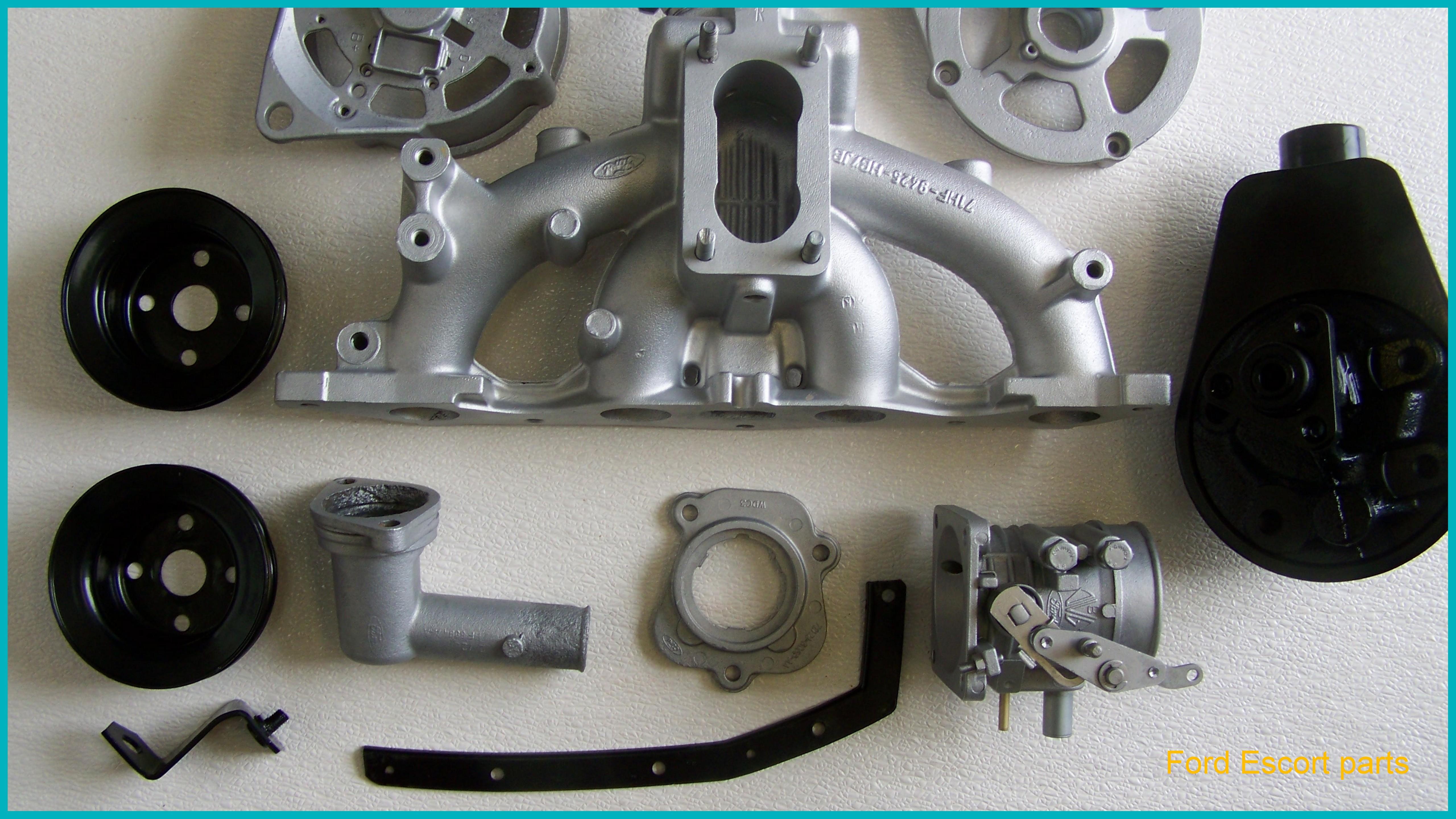 Ford Escort parts