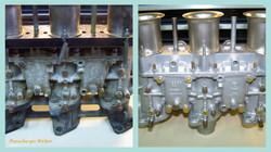 Porsche 911 weber carburators
