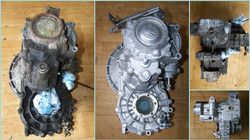 VW gearbox