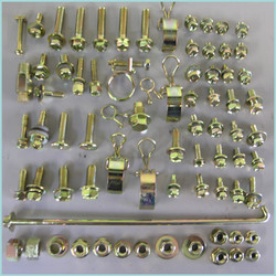 AE86 nuts bolts clips