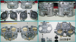 Ford RS weber carbs