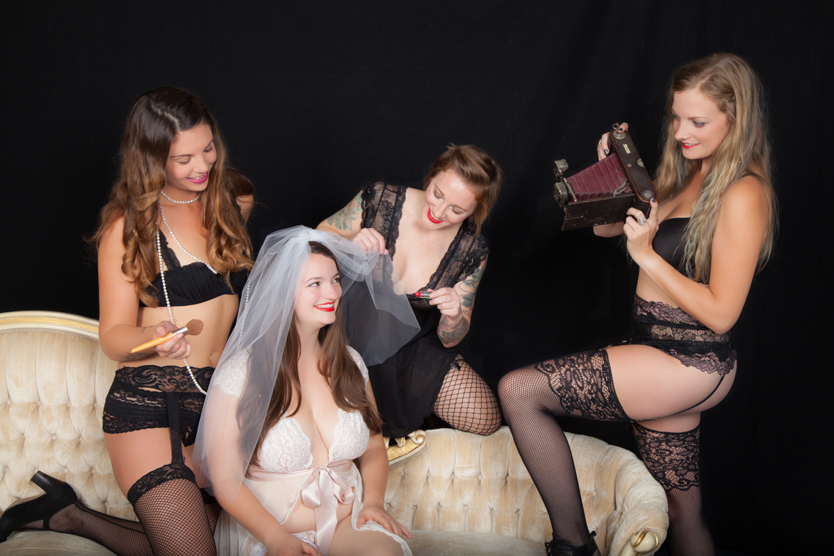 StudioR Boudoir Photography