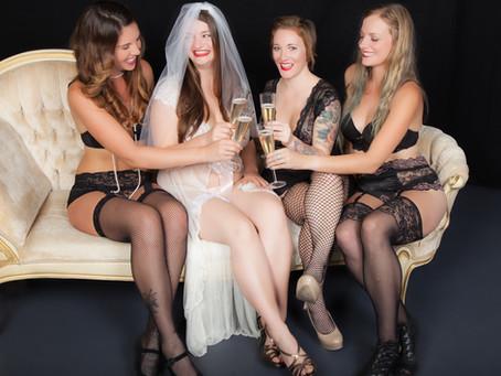 Bachelorette Boudoir Parties!