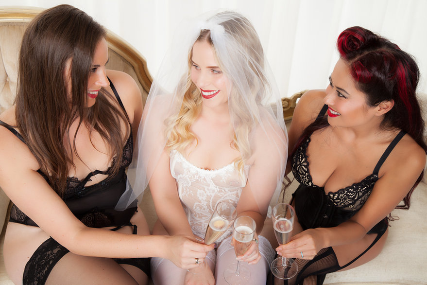 Unique Bachelorette Party Ideas, Boudoir Photograpy