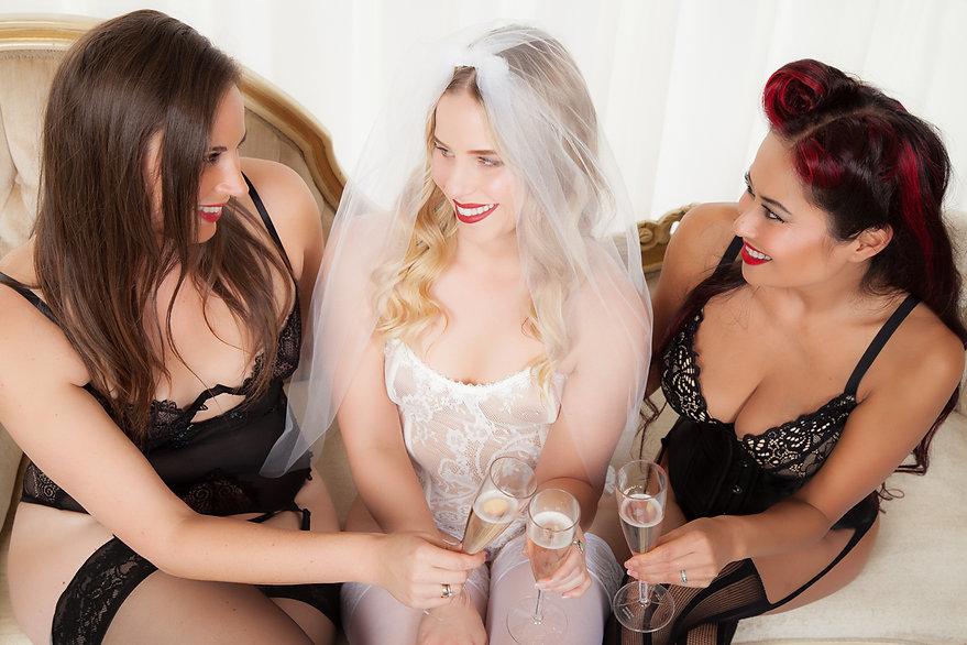 Unique Bachelorette Party Ideas, Boudoir Photograpy