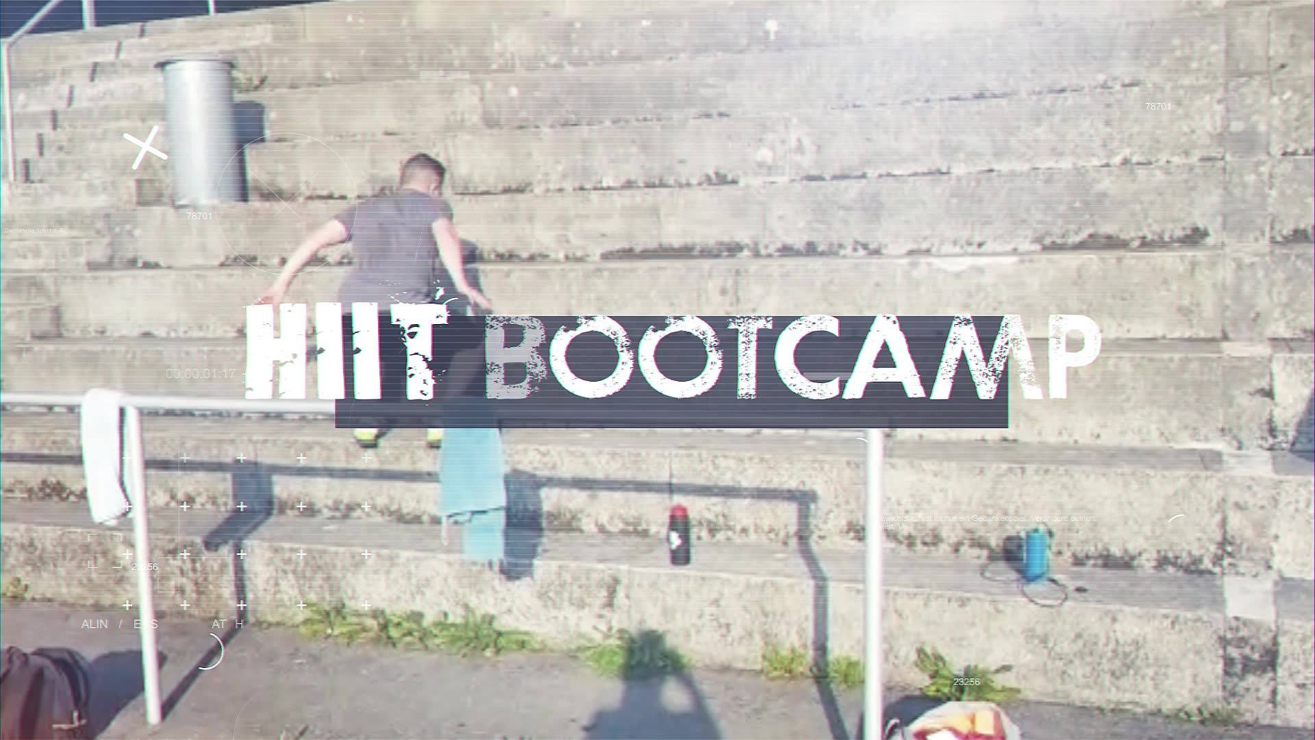TRAILER OUTDOOR HIIT BOOTCAMP