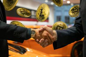 Crypto commotion