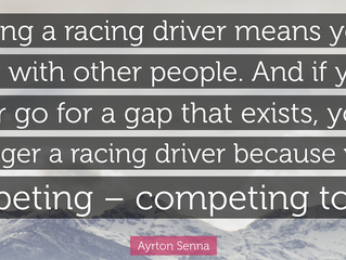 Ayrton Senna Quotes