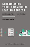 STREAMLINING YOUR COMMERCIAL LEASING JPE