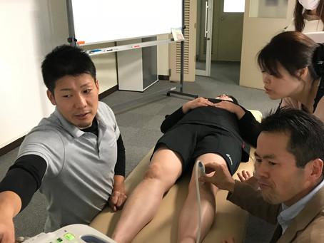 静岡県鍼灸師会による院長の講演