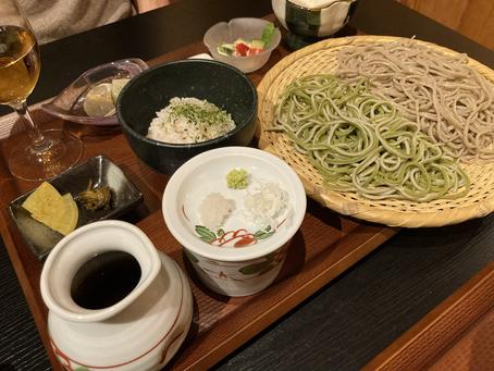 東栄町のお蕎麦屋さん