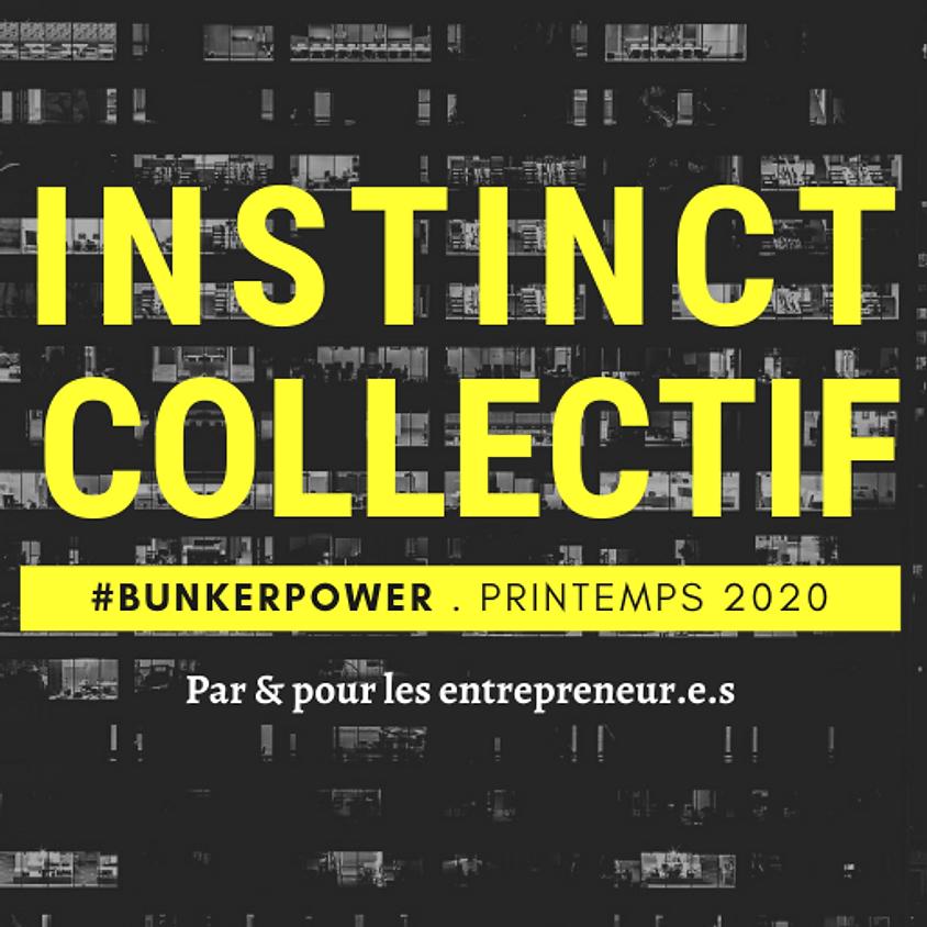 BUNKER POWER TALK #1 - sur invitation