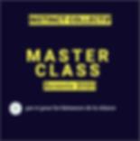 MASTERCLASS #10 - CROISSANCE EXTERNE