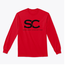 SC Red long-sleeve T-shirt