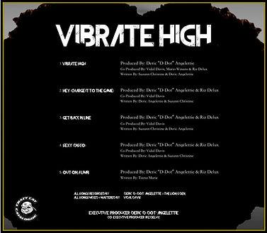 Vibrate High Song list.jpg
