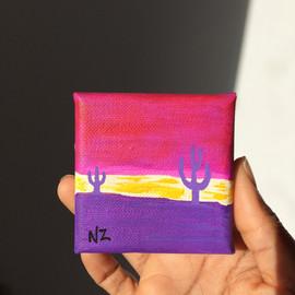 Desert tricolore