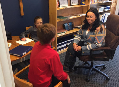 An Interview with Our New Principal, Mrs. Lisa Kvas