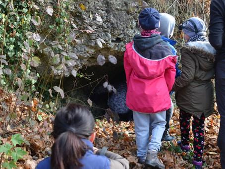 """na spacer się poszło czyli """"witamy w świecie jaskiń"""". o sztuce planowania również..."""