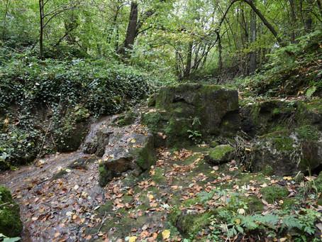 doliną pokrzyw do wodospadów