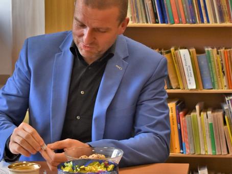 spotkanie z Mateuszem Janiszewskim