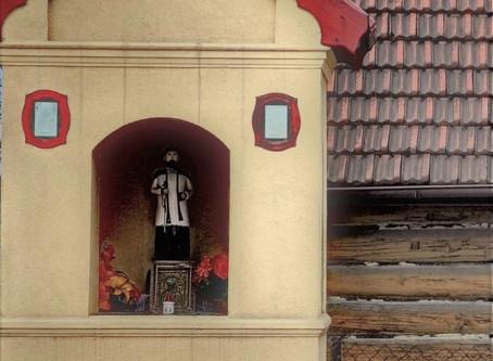 kapliczki, ich święci i historie, a nawet historyjki - cz. I