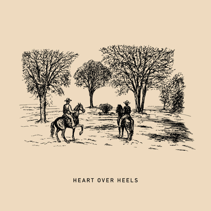TÂCHES - Heart Over Heels