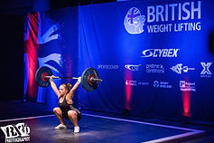 British Weightlifting, Olympic weightlifting, CrossFit Decennia, Decennia weightlifting