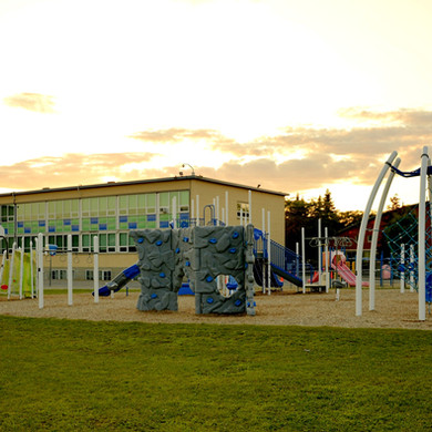 EPA Back View with the Playground