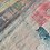 "Thumbnail: Vintage Kantha Quilt ""Pastels"""