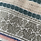 "Thumbnail: Vintage Kantha Quilt ""Lots of Stripes"""