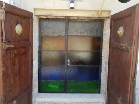 שיחזור דלתות עתיקות