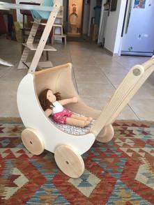 עגלה לילדה :)