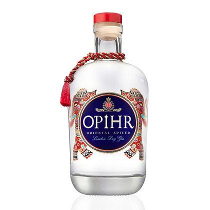 Opihr Oriental Spiced Glitter Gin Bottle