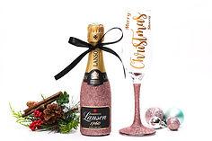 Glitter Champagne Gift Set Lanson