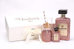 Glitter Disaronno Gift Set