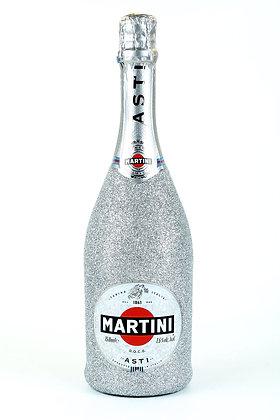 Glitter Martini Asti Bottle
