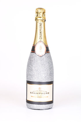 Glitter Louvel Fontaine Champagne Bottle